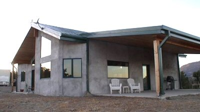 New mexico green builders of sip homes for Sip built homes